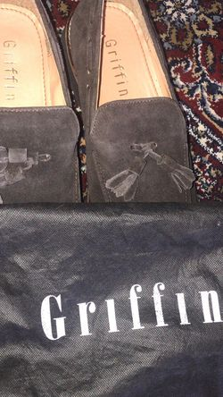Griffin Brown Suede Men' Shoes for Sale in Columbia,  MD