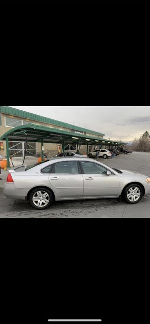 2007 Chevy impala for Sale in Salt Lake City, UT