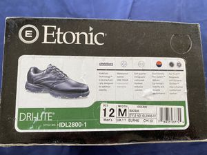 NEW Etonic Golf Shoes - Size 12 Men's for Sale in Seattle, WA