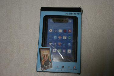 Kindle fire HD 8 waterproof case for Sale in Columbia,  TN