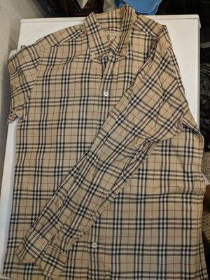 Burberry Long Sleeve for Sale in Houston, TX