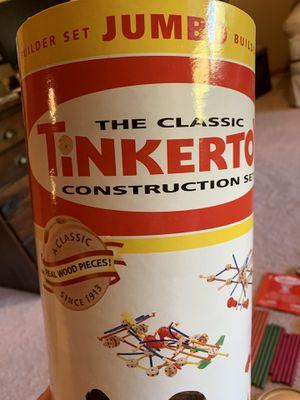 Hasbro Tinkertoys 2006 set for Sale in Chanhassen, MN