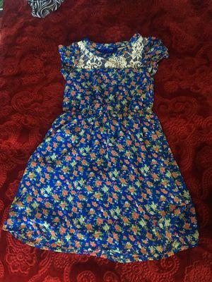 Girls flower dress for Sale in Garden Grove, CA