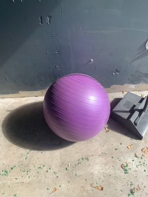 Exercise Ball for Sale in Hollywood, FL