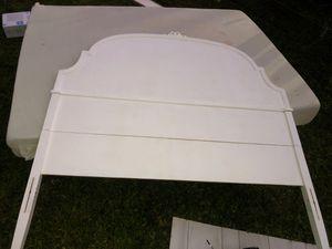 Bed and mirror for Sale in Plant City, FL