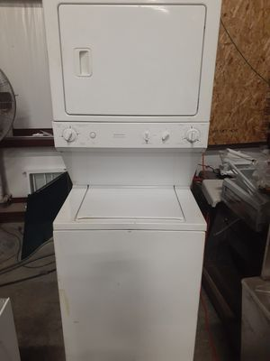 Stacked washer dryer for Sale in Virginia Beach, VA