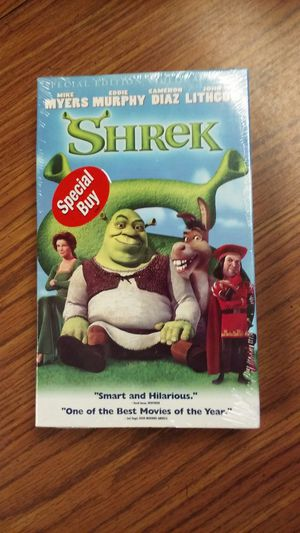 Shrek movie for Sale in Wabash, IN