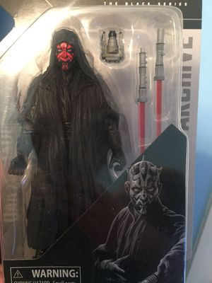 Darth maul for Sale in Cohutta, GA