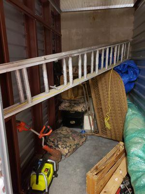16 ft extension ladder, aluminum for Sale in Fairfax, VA