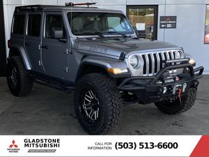 2019 Jeep Wrangler Unlimited for Sale in Milwaukie, OR