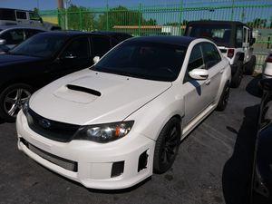 2011 Subaru wrx for Sale in Fort Lauderdale, FL