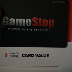 Game Stop Card for Sale in Waco,  TX