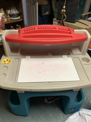 Stage 2 Toddler Desk and Chair for Sale in Pine Hill, NJ