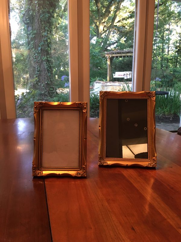 Picture frames - 4 x 6
