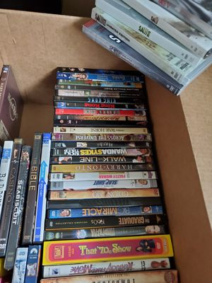50+ DVD Movies for Sale in Seattle, WA