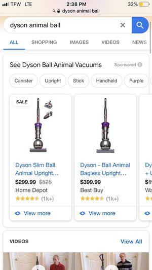 Dyson Multi-floor Vacuum for Sale in Boynton Beach, FL