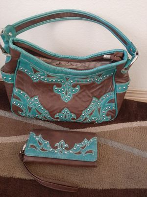 Montana West Purse and matching Wallet for Sale in Spokane, WA