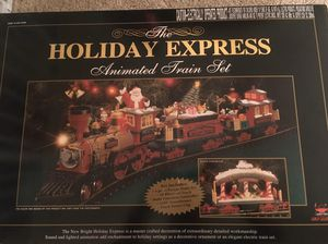 Holiday Express Animated Train Set for Sale in Sumner, WA