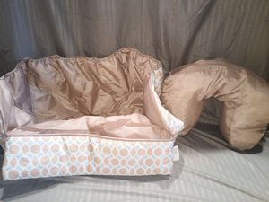 Baby shopping cart cover & pillow for Sale in Lawrenceville, GA