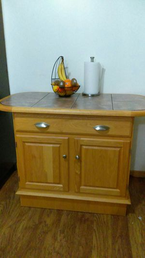 Kitchen/ Craft Island/ Cabinet for Sale in Atlanta, GA