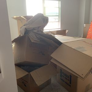 Free Moving Boxes for Sale in Clayton, NC