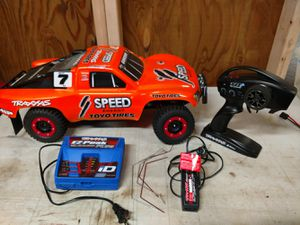 Traxxas Slash brushless for Sale in Pacific Beach, WA