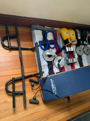 Workout Equipment for Sale in New Britain, CT