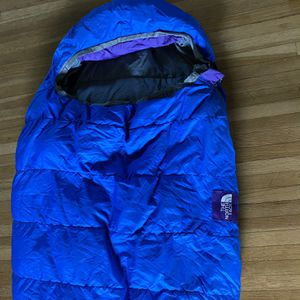 North Face Blue Kazoo Sleeping Bag for Sale in Arcadia, CA