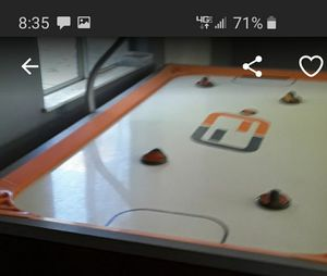 Demerick air hockey table for Sale in Grand Terrace, CA