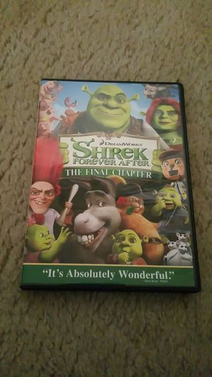 SHREK Forever AFTER--THE FINAL CHAPTER for Sale in Goose Creek, SC