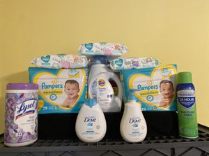 Dove Baby Bundle *READ DETAILS BEFORE MESSAGING* for Sale in Grand Prairie, TX