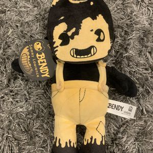 Bendy And The Ink Machine Plushie for Sale in Ontario, CA