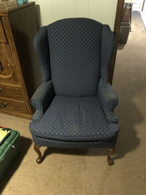 Wingback chair for Sale in Tinicum Township, PA