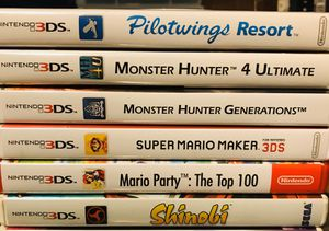 Nintendo 3ds $10 each for Sale in San Diego, CA