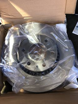 Front Brake Rotors For Chevrolet Trailblazer GMC Isuzu for Sale in Roselle,  IL