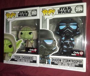 Star Wars GameStop Exclusive Funko Pop Set for Sale in Los Angeles, CA