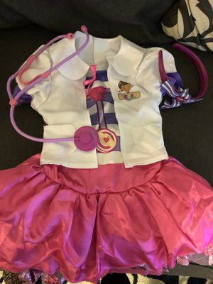 Doc McStuffins Halloween costume for Sale in Fort Leonard Wood, MO