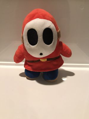 Shy guy plushy soft cozy stuffed animal for Sale in Rockville, MD