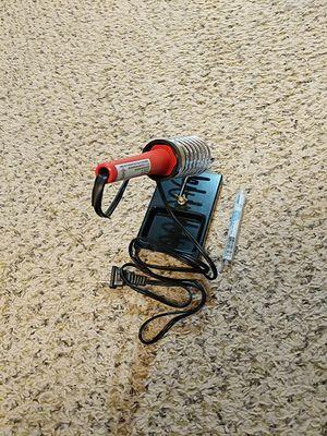 30 Watt Soldering Iron w/ 60/40 Rosin Core Solder for Sale in Denver, CO