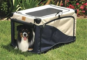 Dog Crate - Travel Dog Crate with Caring Case for Sale in Burbank, CA