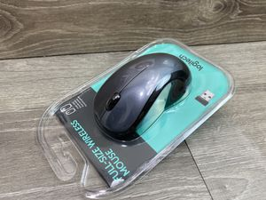 Logitech FULL SIZE WIRELESS MOUSE | OPTICAL Windows Mac OS Chrome OS LARGE-SIZED for Sale in Palmetto Bay, FL