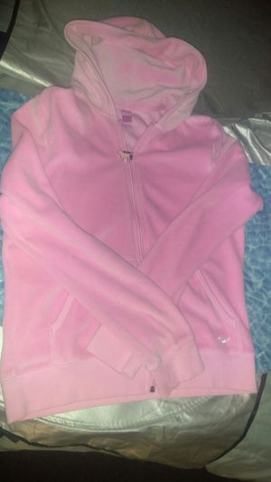 Victoria secret Pink hoodie jacket sz.m for Sale in Nashville, TN