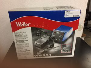 Weller Soldering Iron Tool for Sale in Portland, OR