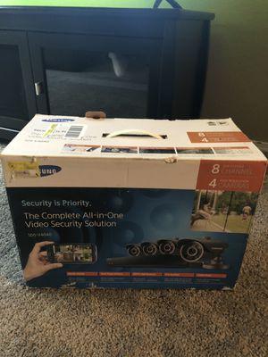 Samsung surveillance cameras for Sale in Wichita, KS