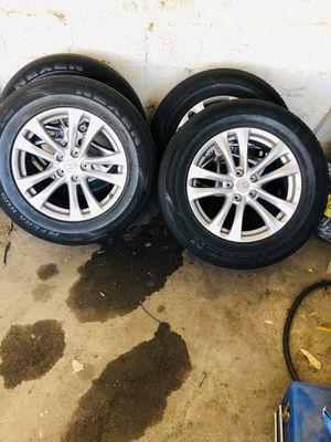 FX35 Infiniti Wheels for Sale in Boston, MA