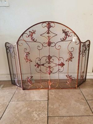 New fireplace screen guard brand new for Sale in Fontana, CA