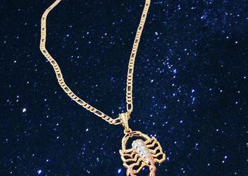 Scorpion Chain for Sale in Corcoran,  CA