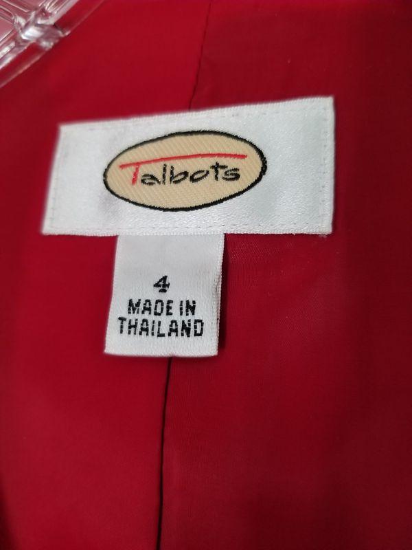 Talbots Womens Blazer -Like - New Condition