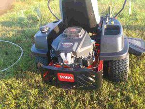 Riding lawn mower zero turn for Sale in Houston, TX