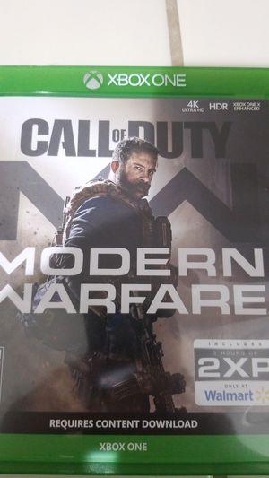 Call of Duty Modern Warfare (MW) for Sale in Livingston, CA